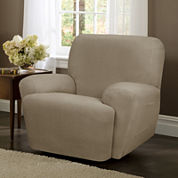 Maytex Smart Cover™ Stretch Torre 4-Pc. Recliner Slipcover