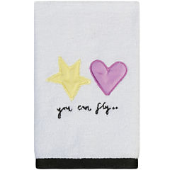 Creative Bath™ Faerie Princesses Fingertip Towel