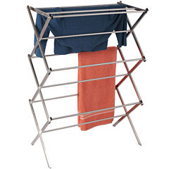 Household Essentials® Folding X-Frame Clothes Dryer