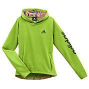 Adidas Girls Hoodie-Big Kid
