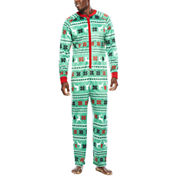 North Pole Trading Co. Family Pajamas Union Suit