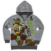 Teenage Mutant Ninja Turtles Fleece Hoodie - Preschool Boys 4-7