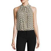 Worthington® Notch-Collar Jacket, Sleeveless Tie-Neck Blouse or Slim-Fit Ankle Pants