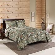 Mossy Oak Camo Comforter Set