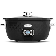 Bella™ 6-qt. Programmable Slow Cooker