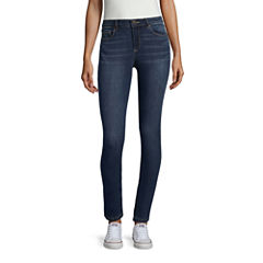 Almost Famous Skinny Fit Jeggings-Juniors