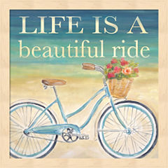 Beautiful Ride I Framed Wall Art