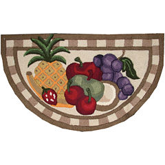 Nourison® Fruit Wedge Rug