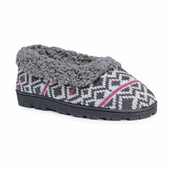 Muk Luks Full Foot Slippers