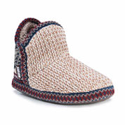 Muk Luks Women's Patterned Amira Slippers
