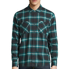 Vans® Pacific Shored Long-Sleeve Woven Shirt