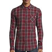 DC Shoes Co.® Long-Sleeve Cloud Woven Button-Down Shirt