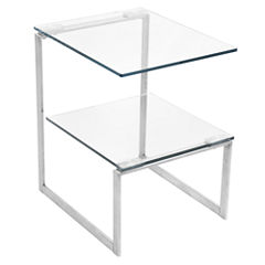 6G 2-Tier End Table