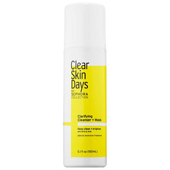 Sephora Collection Clear Skin Days By Sephora Collection Clarifying Cleanser Mask