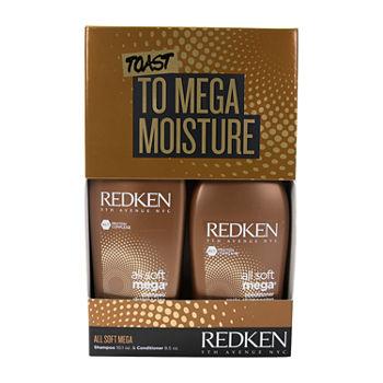 Redken All Soft Mega 2 pc Value Set 186 Oz