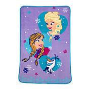 Disney Frozen Magical Sisters Blanket