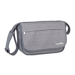Babymoov Messenger Diaper Bag - Gray