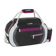 Babymoov Sport Style Diaper Bag - Hibiscus