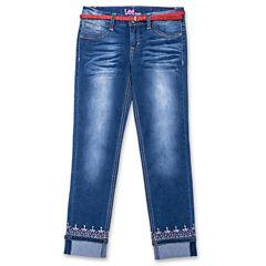 Lee Skinny Fit Jean Big Kid Girls