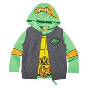 TMNT 2-pc. Costume Fleece Set - Toddler 2T-5T