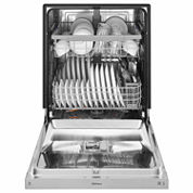 LG Front-Control Dishwasher with Stainless Interior