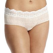 Olga® Secret Hug Half Pant Hipster Panties - 913