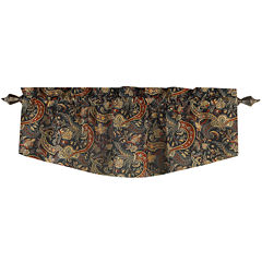 Waverly Rhapsody Floral Valance