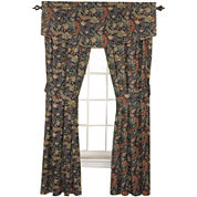 Waverly® Rhapsody Floral 2-Pack Curtain Panels