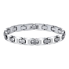 Mens Tungsten Carbide Bracelet
