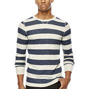 Arizona Striped Long-Sleeve Thermal Shirt