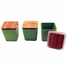 CooknCo Storage Canister (3x) with Cover