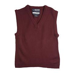 French Toast® V-Neck Sweater Vest - Boys 4-7