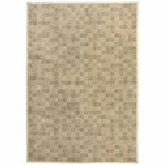 Rizzy Home Galleria Collection Power-Loomed Geometric Rug