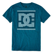 DC Shoes Co® Pixel Deluxe Graphic Tee - Boys 8-20