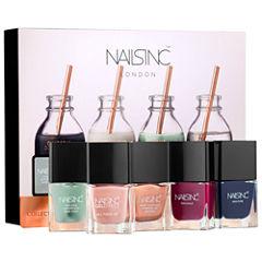NAILS INC. Nail Fuel Polish Collection