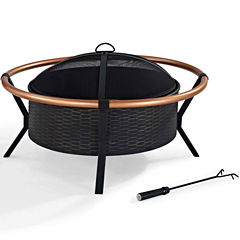 Yma Copper Ring Fire Pit