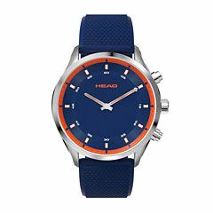 Head Advantage Mens Blue Strap Watch-He-002-02