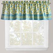 Park B. Smith Boutique Flowers Kitchen Curtains