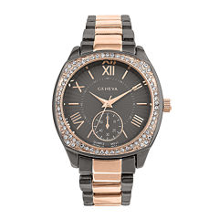 Geneva Womens Gray Bracelet Watch-Pt2271gmrg