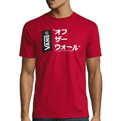 Vans® Short-Sleeve Trek Cotton Tee