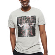 adidas® Three Two Run Graphic Tee