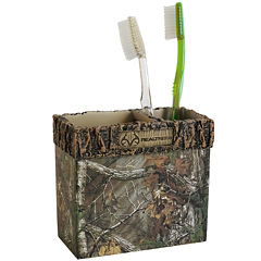 Realtree Toothbrush Holder