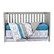 Trend Lab® 3-pc. Monaco Crib Bedding Set