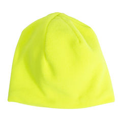 QuietWear® Reversible High-Visibility Fleece Beanie