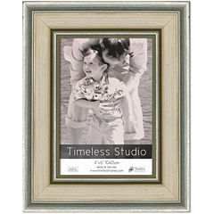 Aris Silver-Tone Picture Frame