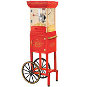 Nostalgia Electrics™ CCP400 Vintage Collection™ Old Fashioned Movie Time Popcorn Cart