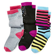 Total Girl Knee High Socks