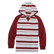 Point Zero Boys Hoodie-Big Kid