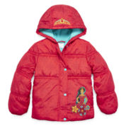 Toddler 2t-5t Girls Coats & Jackets for Kids - JCPenney