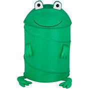 Honey-Can-Do® Frog Large Pop-Up Hamper